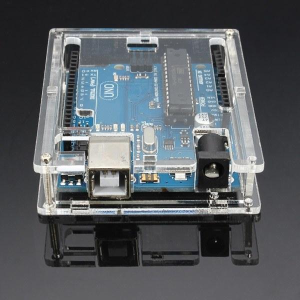 Buy plexy box for arduino uno r with cheap price