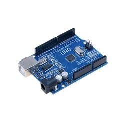 China - Arduino UNO R3 Klon USB Kablo Hediyeli - (USB Chip CH340)